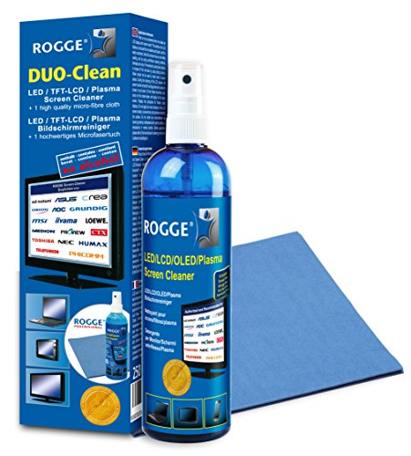 ROGGE DUO CLean Original (250 ml) + Mikrofasertuch thumbnail